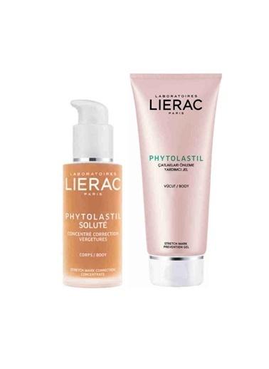 Lierac  Phytolastil Gel 200Ml + Serum 75Ml Set Renksiz